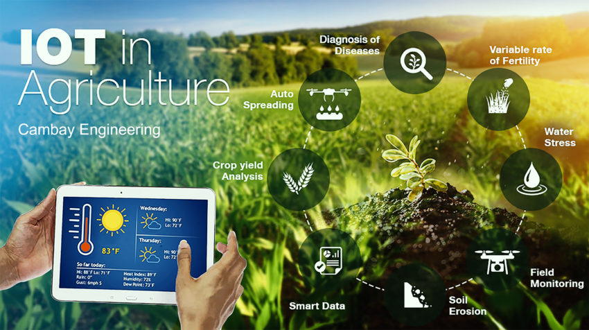 How IoT changing Agriculture