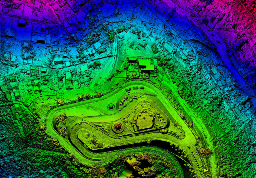 How LiDAR Technology Helps to Assess Road Cracks and Ensure Safety